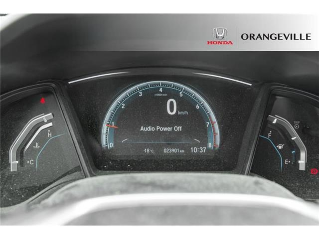 2018 Honda Civic LX (Stk: F19299A) in Orangeville - Image 12 of 19