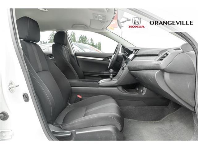 2018 Honda Civic LX (Stk: F19299A) in Orangeville - Image 16 of 19