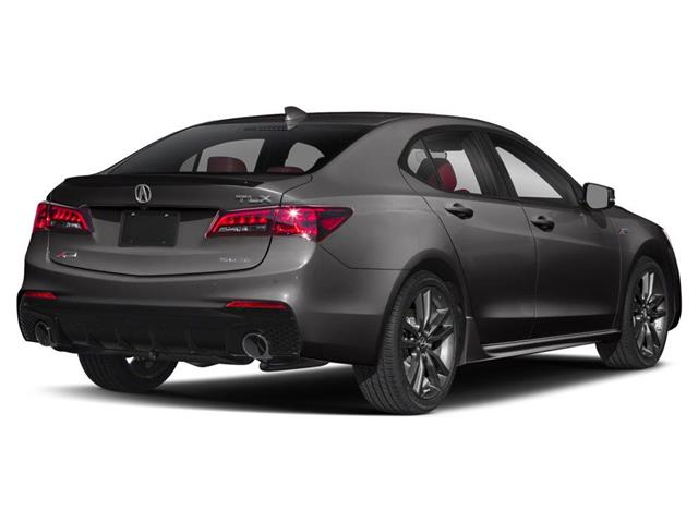 2020 Acura TLX Tech A-Spec w/Red Leather (Stk: TX12850) in Toronto - Image 3 of 9