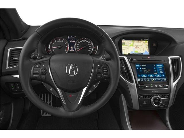 2020 Acura TLX Tech A-Spec w/Red Leather (Stk: TX12850) in Toronto - Image 4 of 9