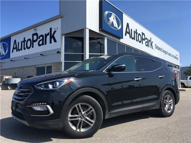 2018 Hyundai Santa Fe Sport 2.4 Luxury (Stk: 18-60697RJB) in Barrie - Image 1 of 30