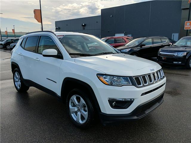 2018 Jeep Compass North (Stk: A4039) in Saskatoon - Image 7 of 17