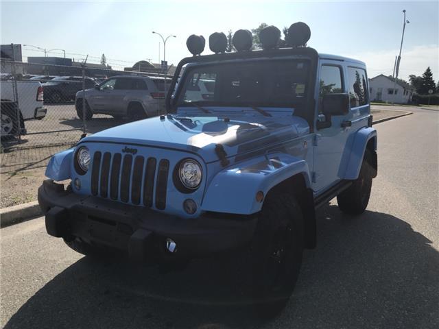 2017 Jeep Wrangler Sahara (Stk: N19-63A) in Nipawin - Image 3 of 18