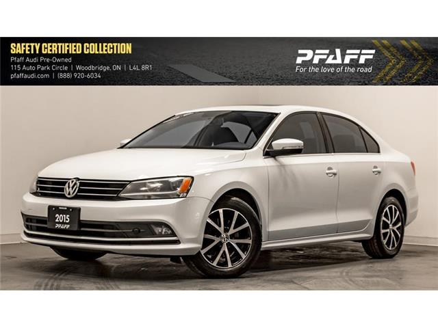 2015 Volkswagen Jetta 2.0 TDI Comfortline (Stk: T16789BA) in Woodbridge - Image 1 of 22