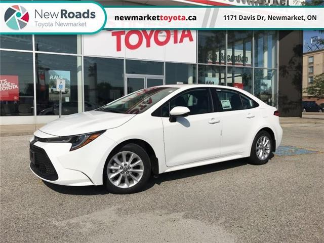 2020 Toyota Corolla LE (Stk: 34319) in Newmarket - Image 1 of 18