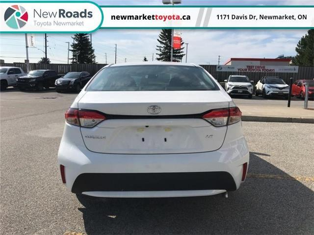 2020 Toyota Corolla LE (Stk: 34319) in Newmarket - Image 4 of 18