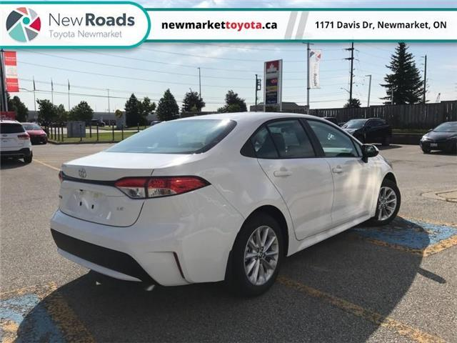 2020 Toyota Corolla LE (Stk: 34319) in Newmarket - Image 5 of 18