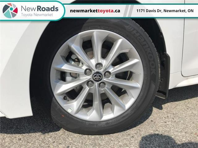 2020 Toyota Corolla LE (Stk: 34319) in Newmarket - Image 9 of 18