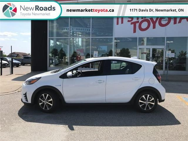 2019 Toyota Prius C Technology Moonroof Package (Stk: 34470) in Newmarket - Image 2 of 18