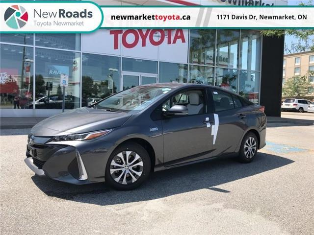 2020 Toyota Prius Prime Upgrade (Stk: 34492) in Newmarket - Image 1 of 17