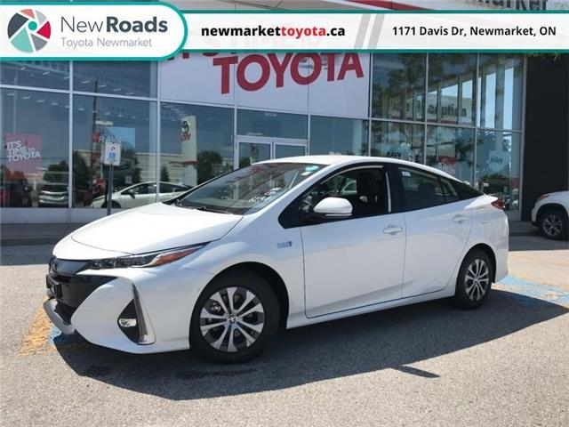 2020 Toyota Prius Prime Upgrade (Stk: 34490) in Newmarket - Image 1 of 17
