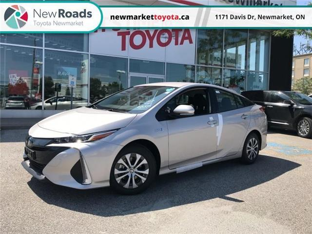 2020 Toyota Prius Prime Base (Stk: 34518) in Newmarket - Image 1 of 17