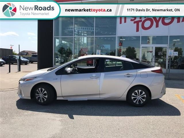 2020 Toyota Prius Prime Base (Stk: 34518) in Newmarket - Image 2 of 17