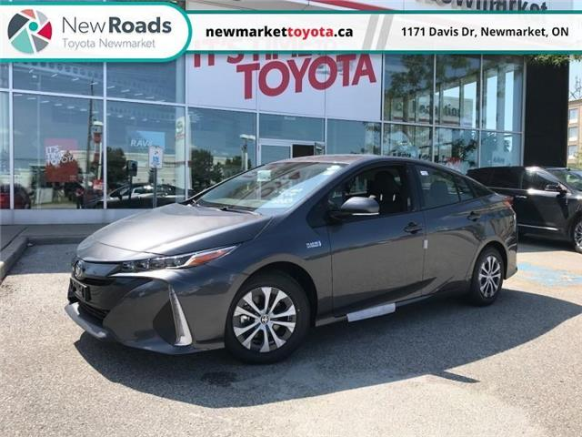 2020 Toyota Prius Prime Upgrade (Stk: 34519) in Newmarket - Image 1 of 17