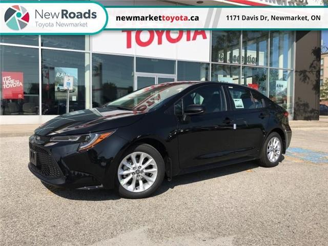 2020 Toyota Corolla LE (Stk: 34552) in Newmarket - Image 1 of 18