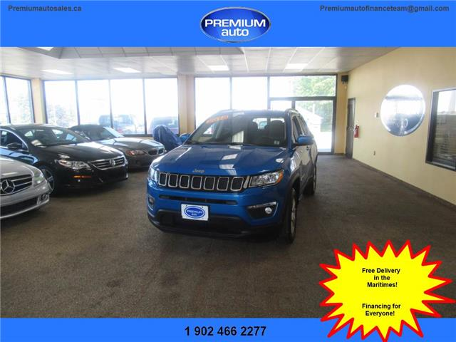 2018 Jeep Compass North (Stk: 306101) in Dartmouth - Image 1 of 23