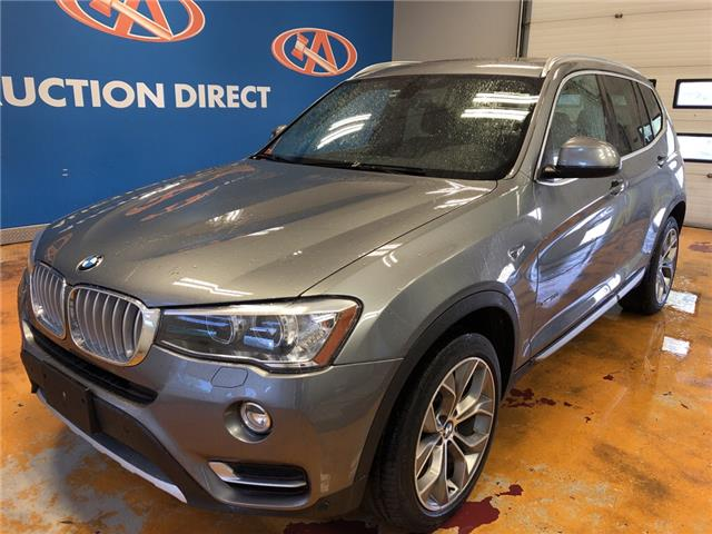 2015 BMW X3 xDrive28i (Stk: 15-D52662) in Lower Sackville - Image 1 of 17