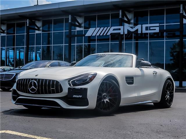 2018 Mercedes-Benz AMG GT C Base (Stk: 39166A) in Kitchener - Image 1 of 23