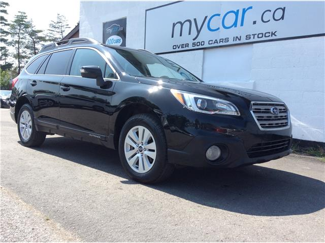 2016 Subaru Outback 2.5i Touring Package (Stk: 190918) in Richmond - Image 1 of 21