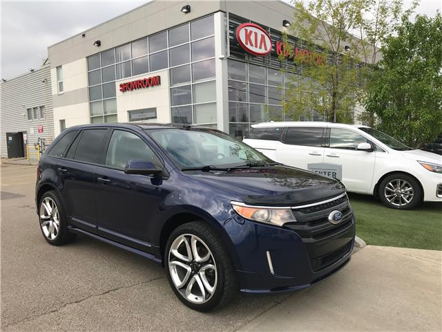 2011 Ford Edge Sport (Stk: 21145A) in Edmonton - Image 1 of 27