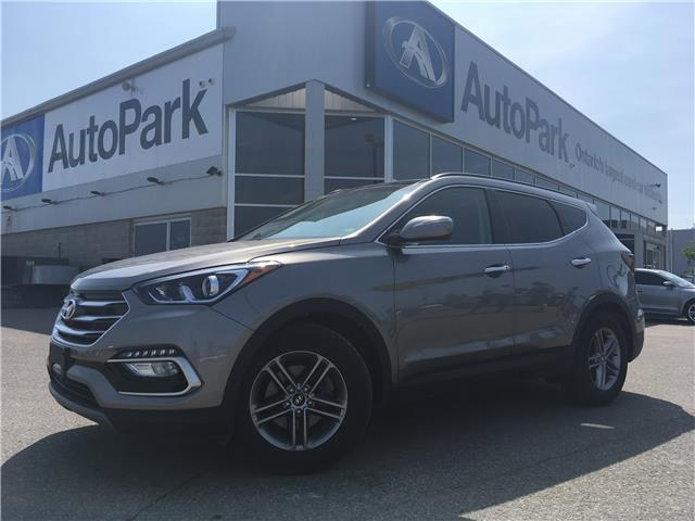 2018 Hyundai Santa Fe Sport 2.4 Luxury (Stk: 18-90425RJB) in Barrie - Image 1 of 30