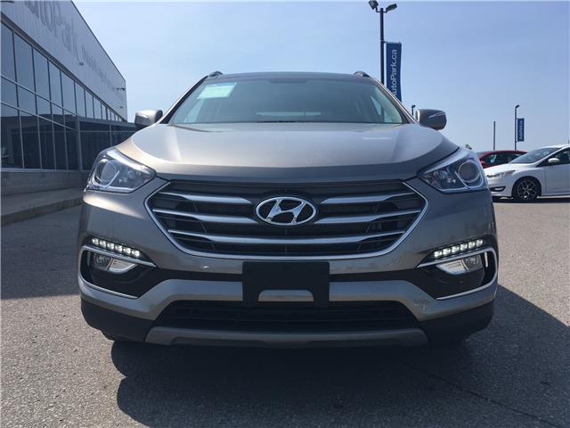 2018 Hyundai Santa Fe Sport 2.4 Luxury (Stk: 18-90425RJB) in Barrie - Image 2 of 30