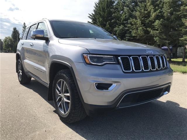 2017 Jeep Grand Cherokee Limited 1C4RJFBG8HC717080 N19-62A in Nipawin