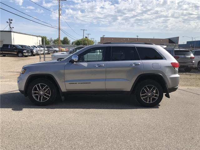 2017 Jeep Grand Cherokee Limited (Stk: N19-62A) in Nipawin - Image 4 of 25