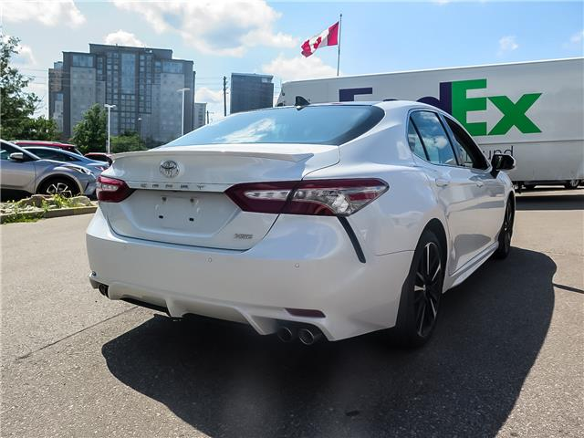 2018 Toyota Camry  (Stk: 11633) in Waterloo - Image 5 of 22