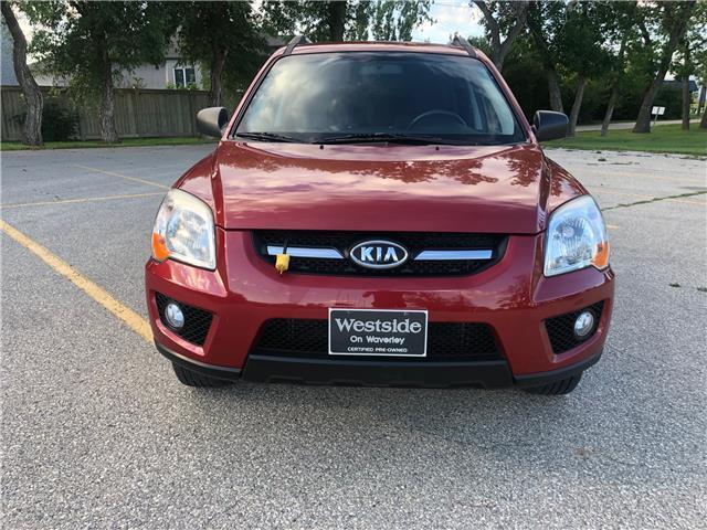 2010 Kia Sportage LX (Stk: 9945.0) in Winnipeg - Image 2 of 20