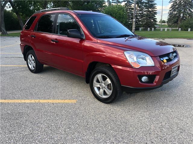 2010 Kia Sportage LX (Stk: 9945.0) in Winnipeg - Image 1 of 20