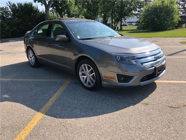2010 Ford Fusion SEL (Stk: 9930.1) in Winnipeg - Image 1 of 23