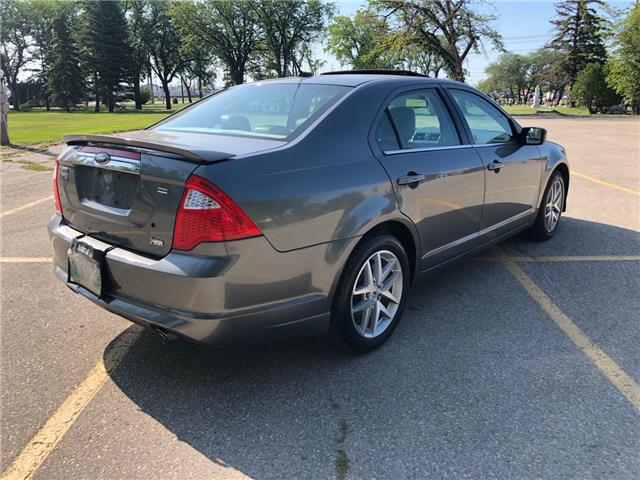2010 Ford Fusion SEL (Stk: 9930.1) in Winnipeg - Image 6 of 23