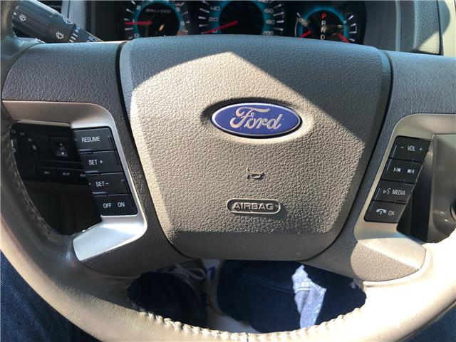 2010 Ford Fusion SEL (Stk: 9930.1) in Winnipeg - Image 22 of 23