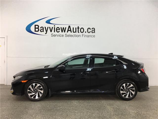 2019 Honda Civic LX (Stk: 35490W) in Belleville - Image 1 of 24