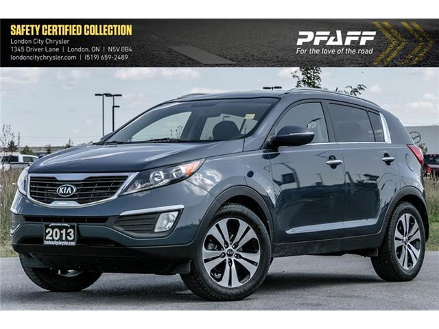 2013 Kia Sportage EX (Stk: LC9845A) in London - Image 1 of 19