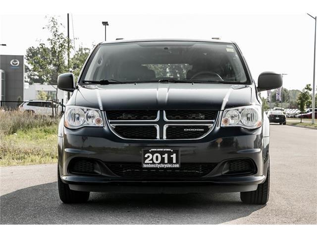 2011 Dodge Grand Caravan 29G SXT (Stk: LU8646) in London - Image 2 of 16