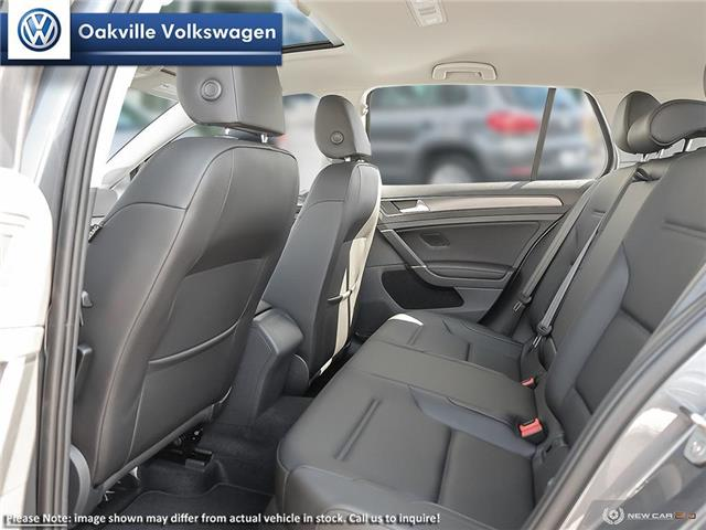 2019 Volkswagen Golf 1.4 TSI Highline (Stk: 21532) in Oakville - Image 21 of 23