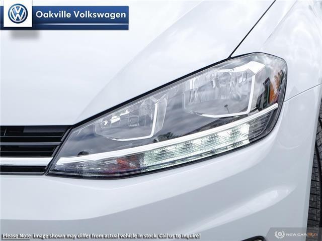 2019 Volkswagen Golf 1.4 TSI Highline (Stk: 21533) in Oakville - Image 10 of 23