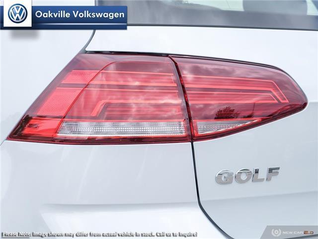 2019 Volkswagen Golf 1.4 TSI Highline (Stk: 21533) in Oakville - Image 11 of 23