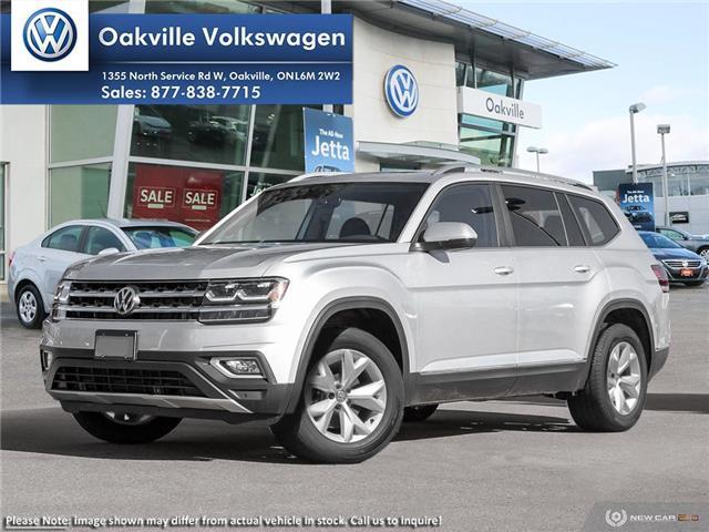 2019 Volkswagen Atlas 3.6 FSI Highline (Stk: 21535) in Oakville - Image 1 of 23