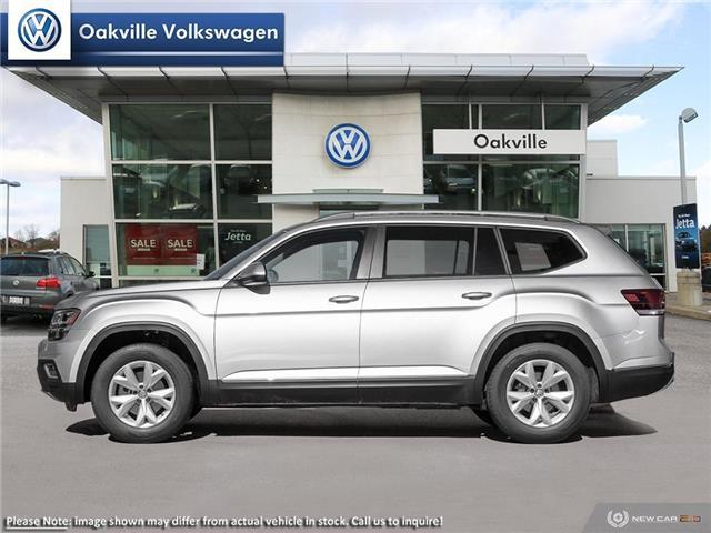 2019 Volkswagen Atlas 3.6 FSI Highline (Stk: 21535) in Oakville - Image 3 of 23