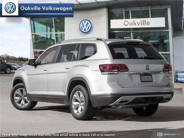 2019 Volkswagen Atlas 3.6 FSI Highline (Stk: 21535) in Oakville - Image 4 of 23