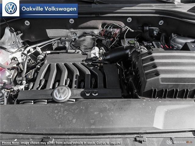 2019 Volkswagen Atlas 3.6 FSI Highline (Stk: 21535) in Oakville - Image 6 of 23