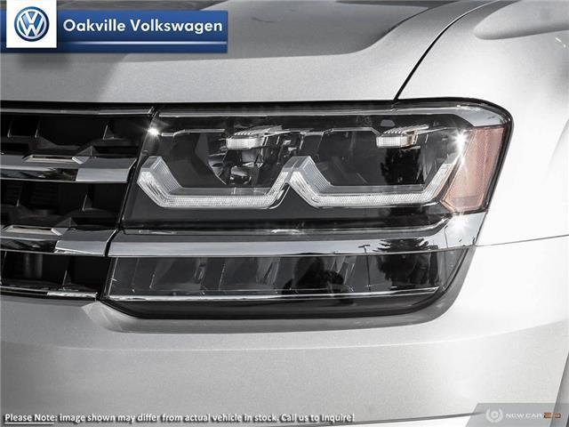 2019 Volkswagen Atlas 3.6 FSI Highline (Stk: 21535) in Oakville - Image 10 of 23