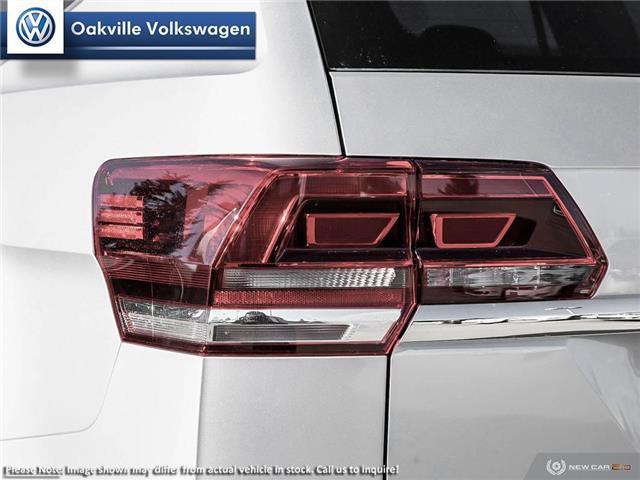 2019 Volkswagen Atlas 3.6 FSI Highline (Stk: 21535) in Oakville - Image 11 of 23