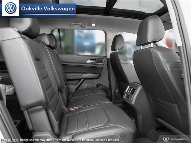2019 Volkswagen Atlas 3.6 FSI Highline (Stk: 21535) in Oakville - Image 21 of 23