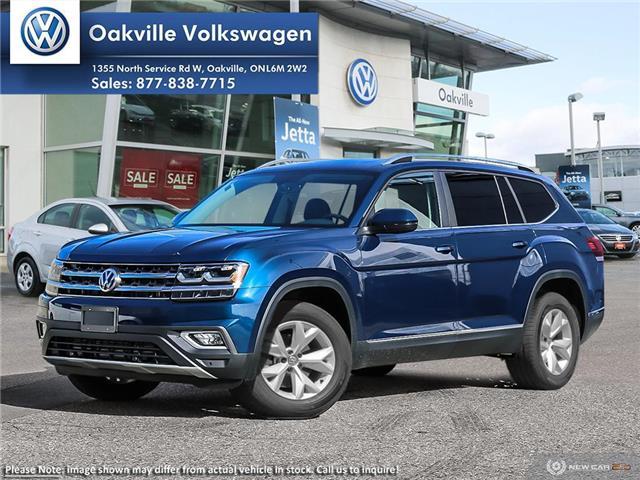 2019 Volkswagen Atlas 3.6 FSI Highline (Stk: 21536) in Oakville - Image 1 of 23