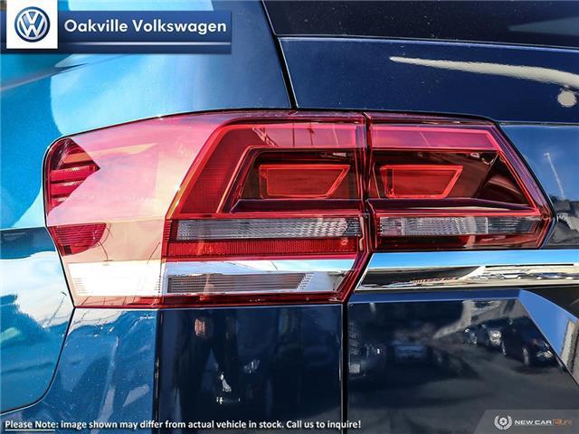 2019 Volkswagen Atlas 3.6 FSI Highline (Stk: 21536) in Oakville - Image 11 of 23