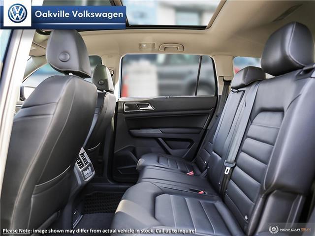 2019 Volkswagen Atlas 3.6 FSI Highline (Stk: 21536) in Oakville - Image 21 of 23